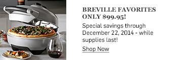 Breville Favorites >