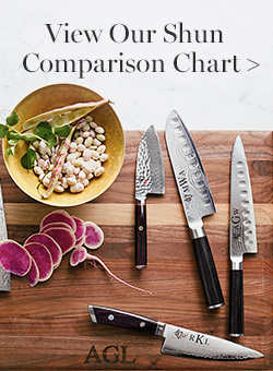 View our Shun Comparison Chart >