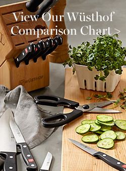 View our Wusthof Comparison Chart >