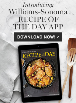 Introducing WS Recipe of the Day App - Download Now >