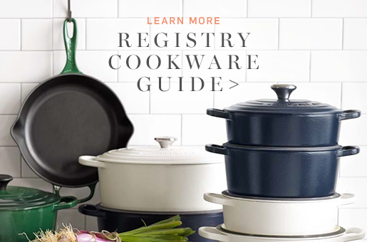Registry Cookware Guide >