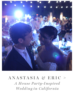 Anastasia & Eric's Wedding