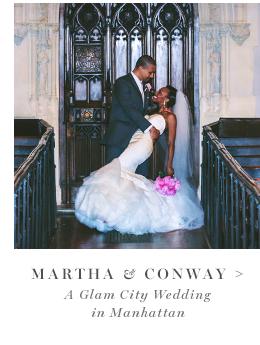 Martha & Conway's Wedding
