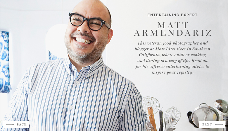 Expert Advice from Matt Armendariz