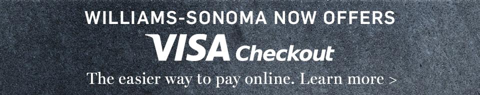 Visa Checkout >