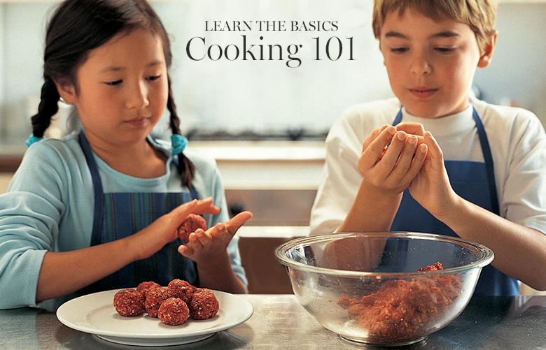 wsKids Cooking 101