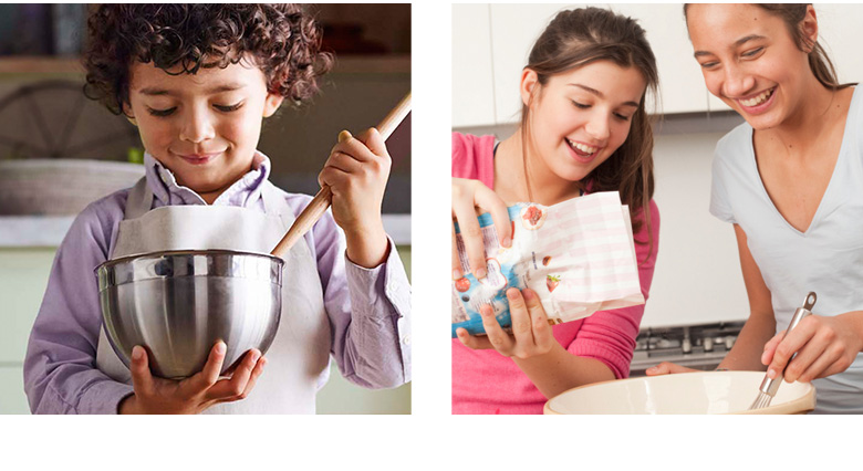 Tips for Cooking with Kids