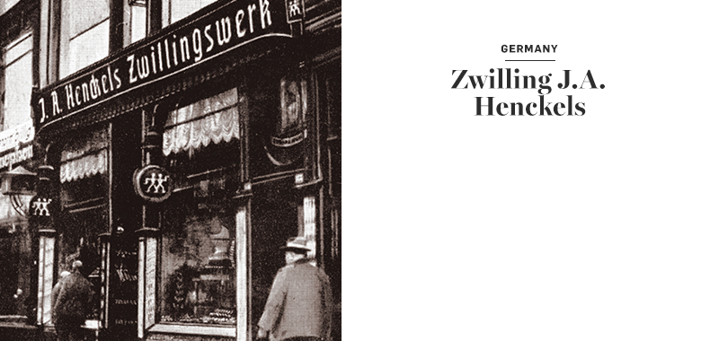 Germany - Zwilling J.A. Henckels
