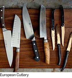 European Cutlery >