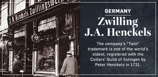 Germany - Zwililng J.A. Henckels