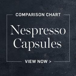 Nespresso Capsules Comparison Chart >