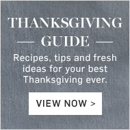 Thanksgiving Guide >