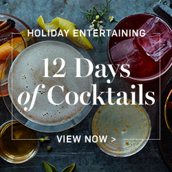12 Days of Cocktails>