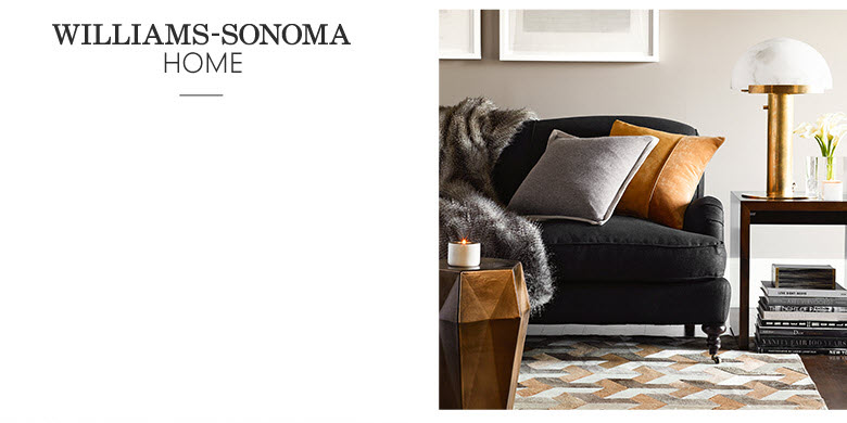 ... hallmarks of the williams sonoma brand williams sonoma home offers an
