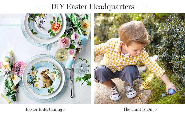 DIY Easter Headquarters