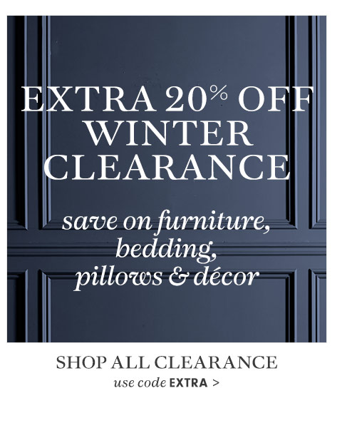 Shop All Clearance with code EXTRA >