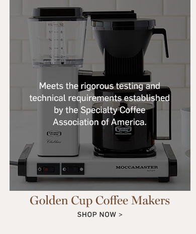 Golden Cup Coffee Makers >