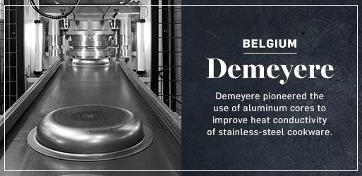 Belgium: Demeyere