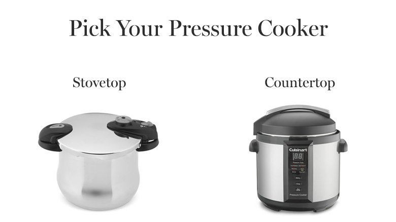 Pick Your Pressure Cooker