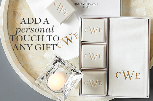 Add a personal touch to any gift