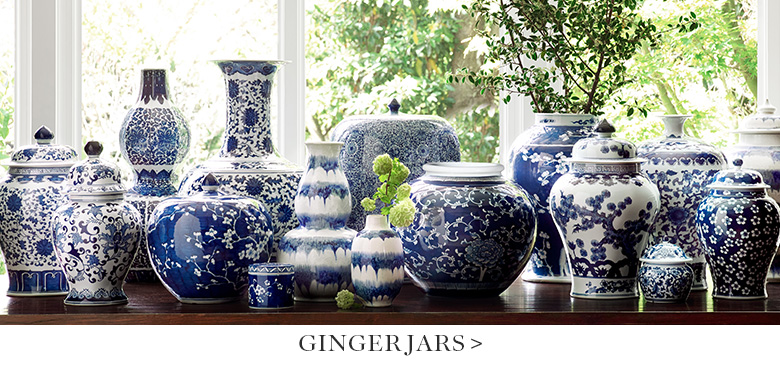 Ginger Jars >