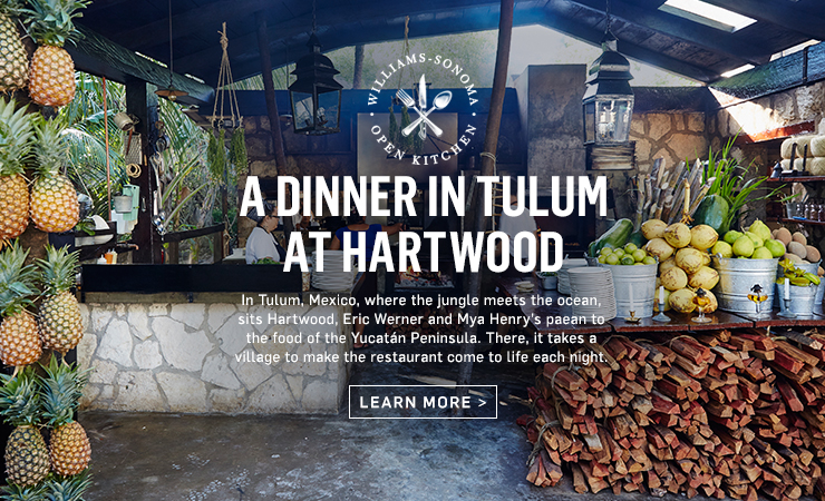 A Dinner in Tulum at Hartwood >