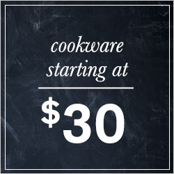 Open Kitchen Cookware Starting at $30