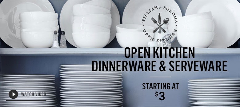 Open Kitchen Dinnerware & Serveware