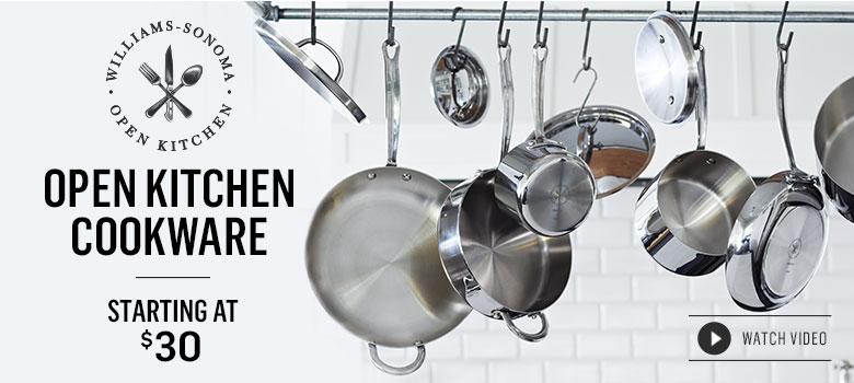 Open Kitchen Cookware