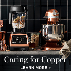 Caring for Copper >