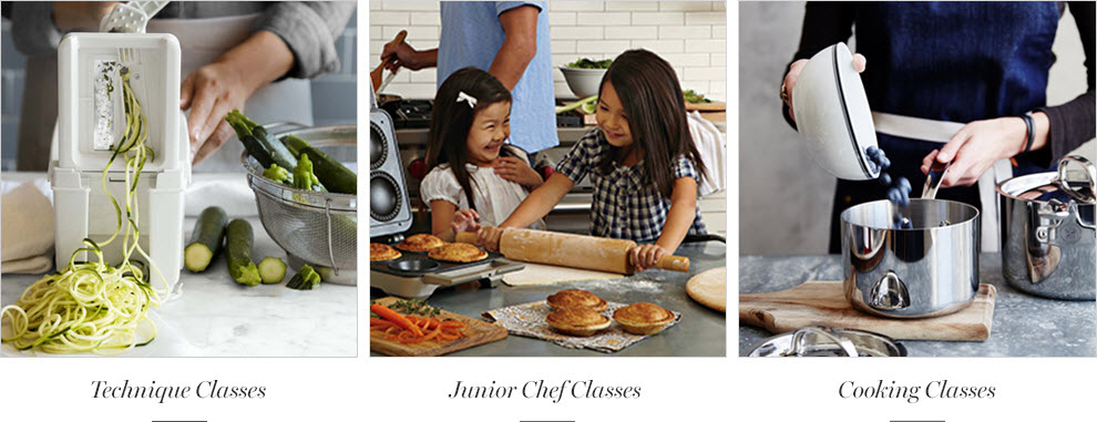 Culinary Events & Classes