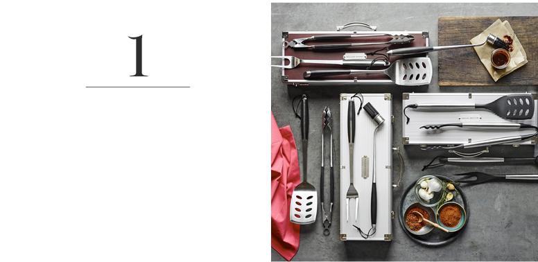Shop Grill Tools >