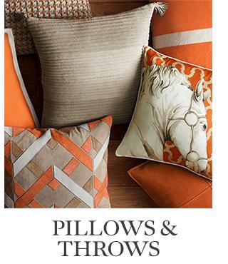 Pillows & Throws >