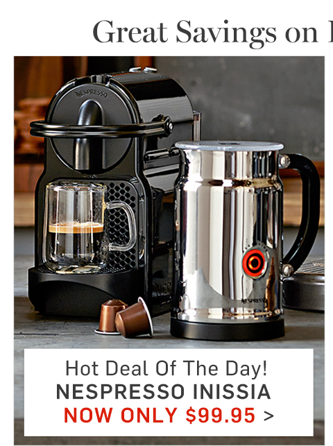 Hot Deal of the Day! >