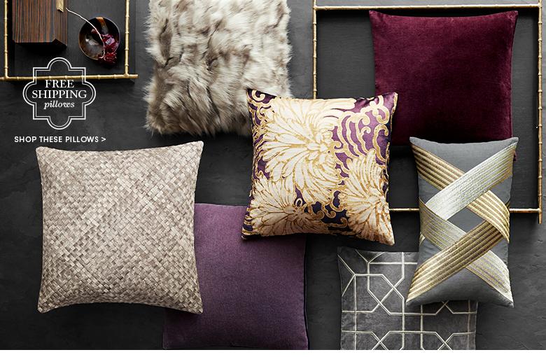 Shop These Pillows