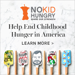 Help End Childhood Hunger in America >