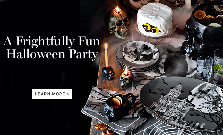 A Frightfully Fun Halloween Party >