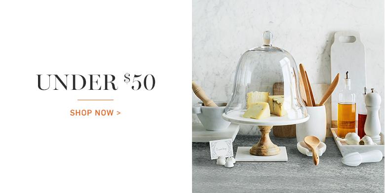 Under $50 >