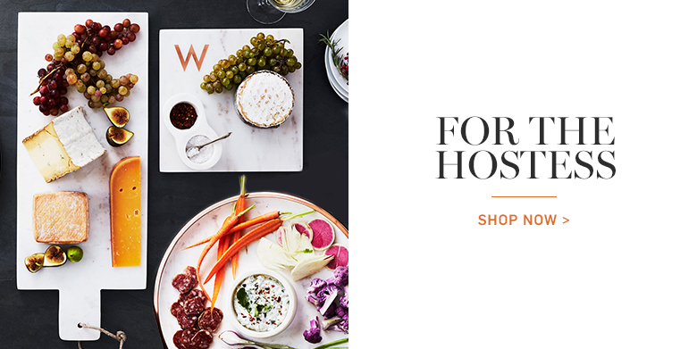 For the Hostess >