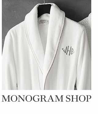 Monogram Shop>