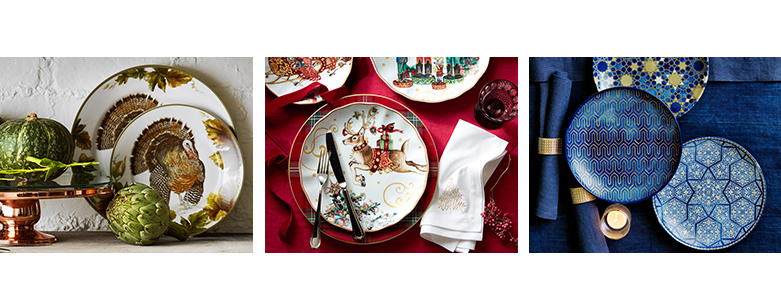 Dinnerware for Every Holiday