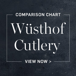Wüsthof Cutlery Comparison Chart >