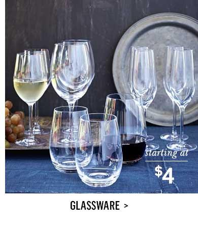 Glassware >