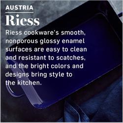 Austria - Riess Cookware