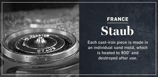 France: Staub