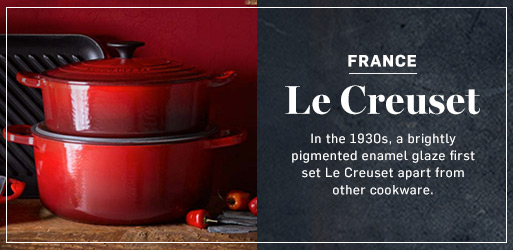 France: Le Creuset
