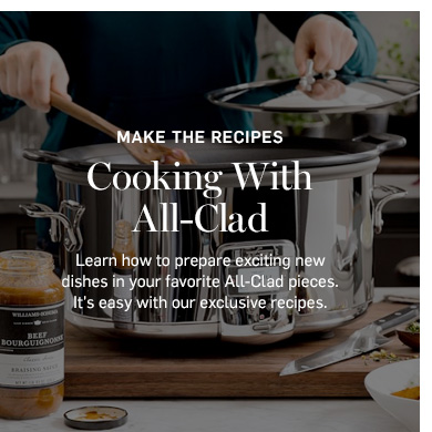 Cooking with All-Clad >