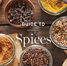 Guide to Spices >