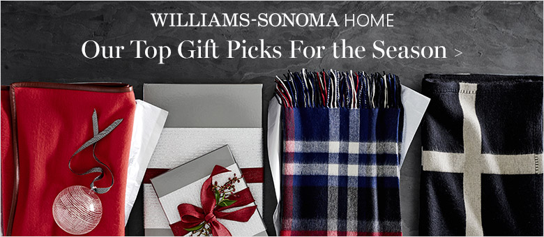 Top Gifts from Williams-Sonoma Home >