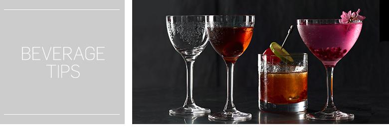 Beverage Tips